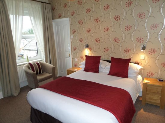 Allerdale House Keswick: Standard double en suite Room 3