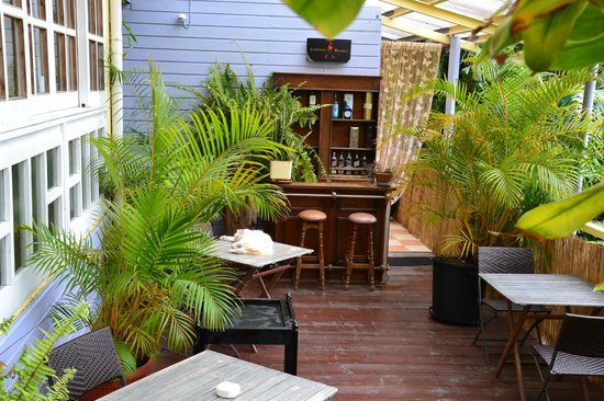 Terrasse privative et calme Picture of Le Bois Rouge, Cilaos TripAdvisor # Le Bois Rouge Cilaos