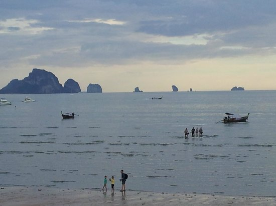 The L Resort Krabi:                   view