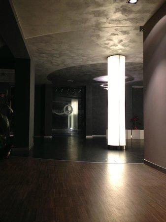 Hotel Aqua: Ingresso hotel