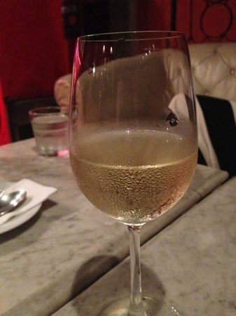 Mokka:                   a house white wine