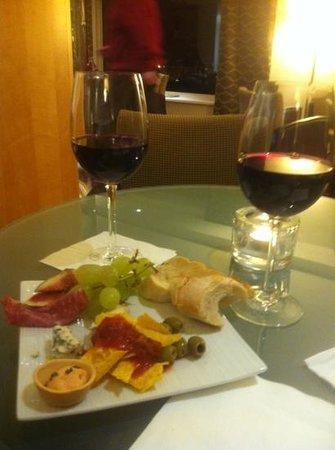 Sofitel London Gatwick:                   delicious!!