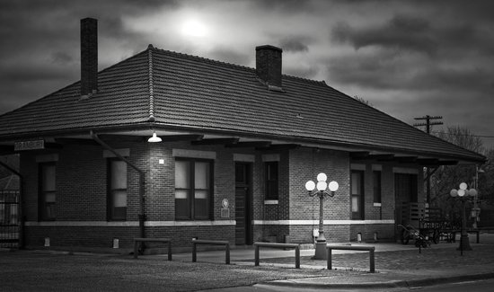 Granbury's Railroad Depot Museum