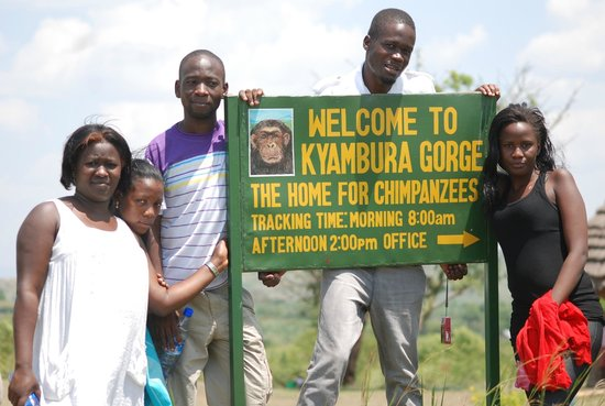 Simba Safari Camp:                                     Famous Gorilla tracking site- a forest below sea level