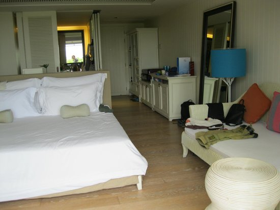 Rest Detail Hotel Hua Hin: Zimmer inkl. mit Sofa