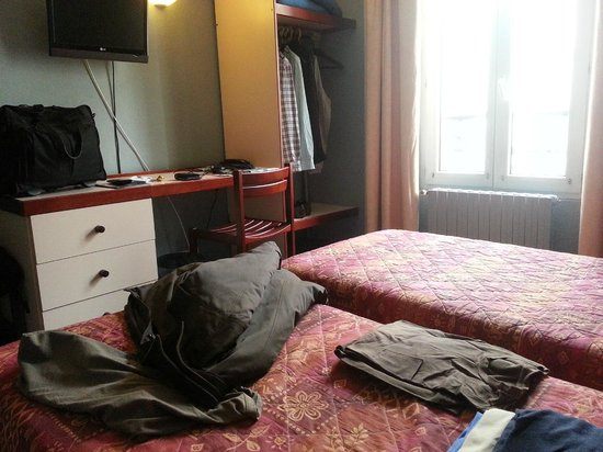 Abricotel Hotel :                   Room 23