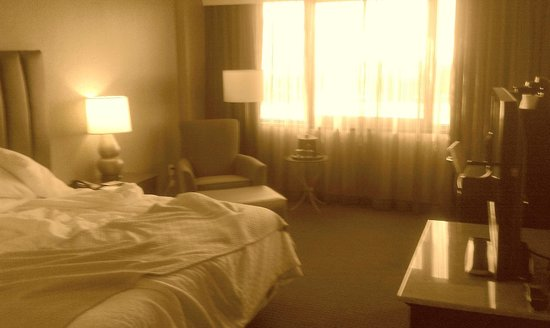 Embassy Suites by Hilton West Palm Beach Central:                   1 Room King