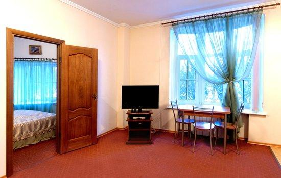 Apart Hotel Ullberg : Двухкомнатные апартаменты: 43 м