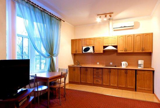 Apart Hotel Ullberg : Двухкомнатные апартаменты: площадь 43 м