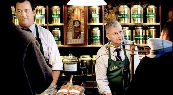 A. C. Perch's Thehandel: A. C. Perchs Tea shop