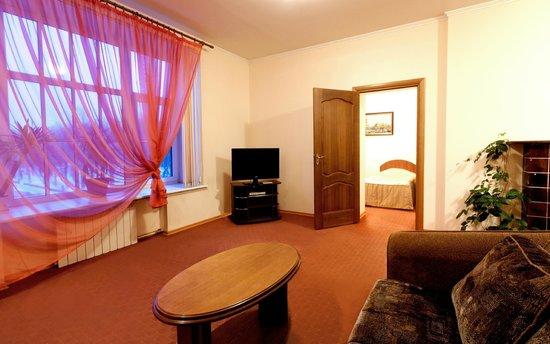 Apart Hotel Ullberg: Двухкомнатные апартаменты: площадь 43 м