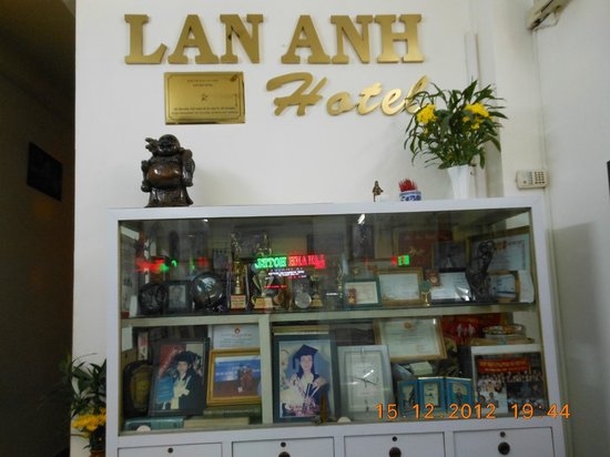 Lan Anh Hotel: Lobby