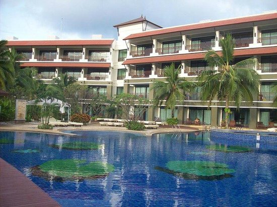 Alpina Phuket Nalina Resort & Spa:                   My hotel in phuket