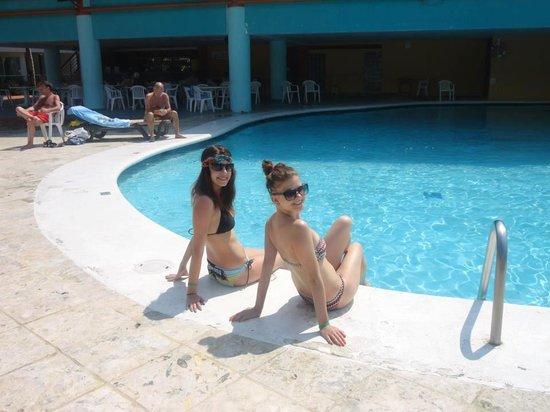 Grand Paradise Playa Dorada:                   in pool