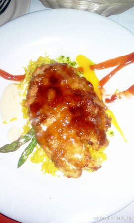 Mangrove Cafe :                   Sweet and Sour Snapper