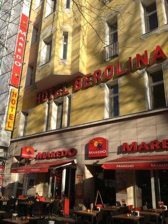 Berolina Hotel an der Gedaechtniskirche : Outside
