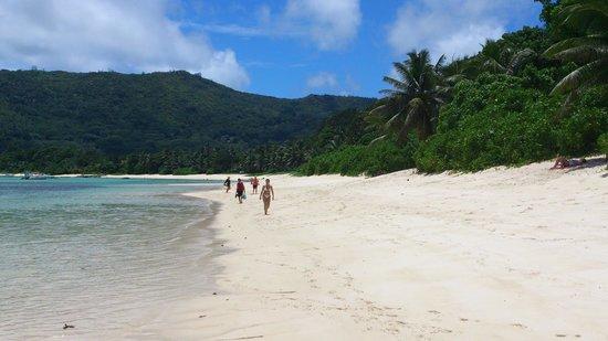 Blue Lagoon Chalets:                                     Anse Royale