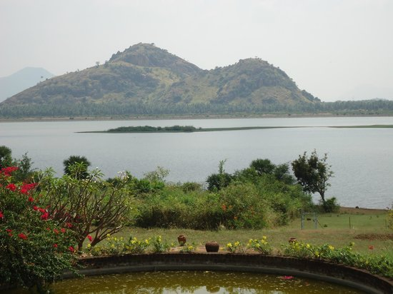 Lakeside Guest House:                   View from terrace