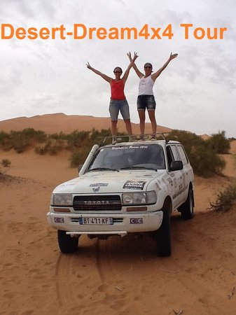 Desert Dream 4x4 Tours: Desert Dream4x4 aventura nel deserto