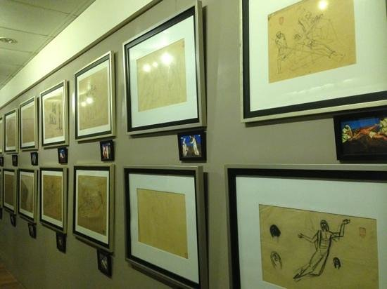 Center for Kapampangan Studies: part of the Manansala collection