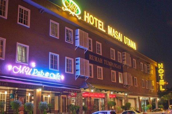 Hotel Masai Utama