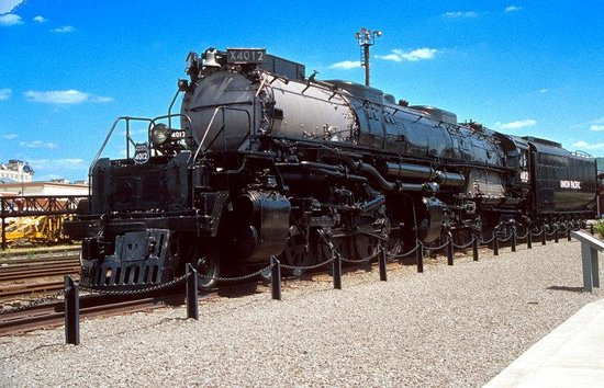 an overview of the steamtown national historic museum Steamtown national historic site (nhs) is a railroad museum and heritage railroad located on 6248 acres (253 ha) in downtown scranton, pennsylvania, at the site of.
