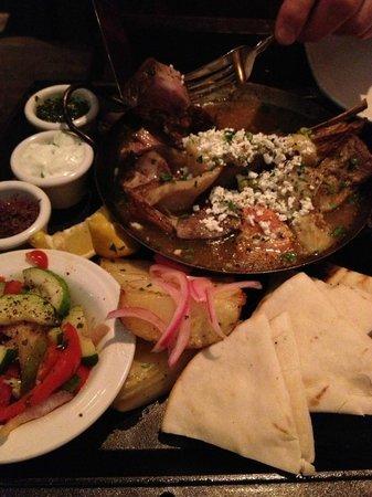 Arni S Restaurant Mediterranean Salad