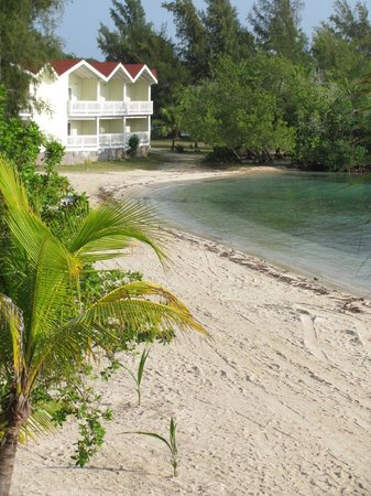 Fantasy Island Beach Resort:                                     Just a walk on the beach...Life is good.