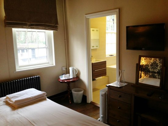 The Bull Hotel:                   Room 6