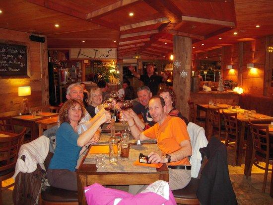 Restaurant La Tablée : Bonne table et bonne ambiance ...