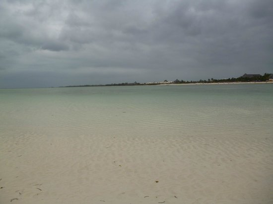 Eden Village Watamu Beach:                                     Dalla lingua di sabbia