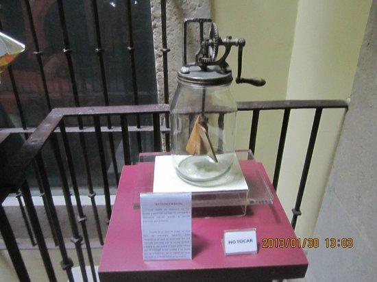 Museo Gastronomico de Fundacion Herdez