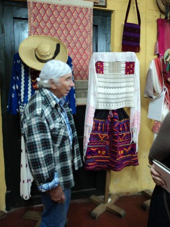 San Cristobal de las Casas, Meksika:                   Sergio Castro