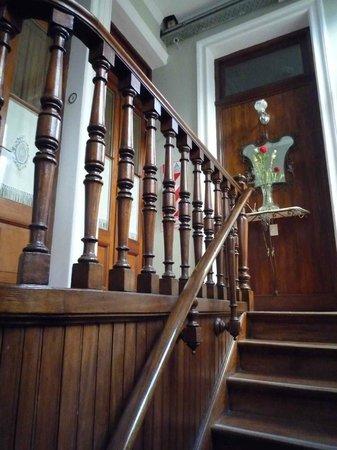 Zorzal Mane : Treppenhaus