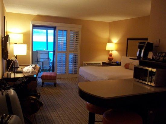 SeaCrest OceanFront Hotel: Lovely room