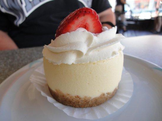 Petite Madeline Bakery:                   Cheesecake