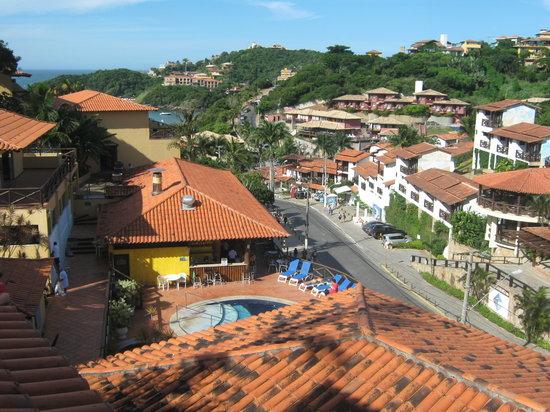 Rio Buzios Beach Hotel:                   vista desde la habitacion