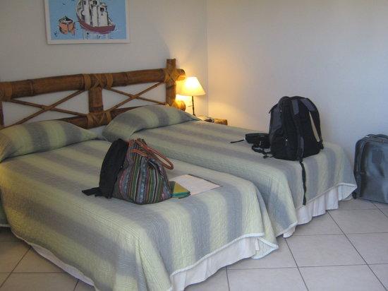 Rio Buzios Beach Hotel:                   habitacion doble estandar