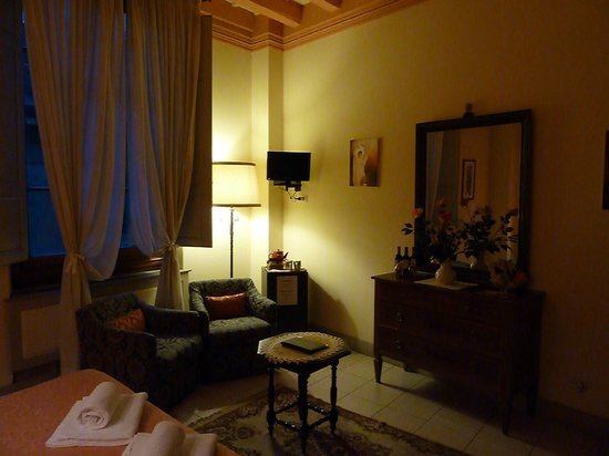 Residenza Castiglioni:                   chambre2