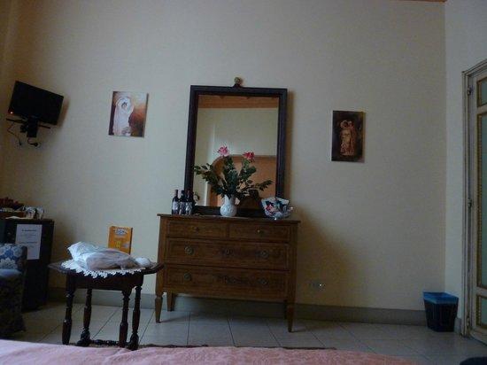Residenza Castiglioni:                   chambre3