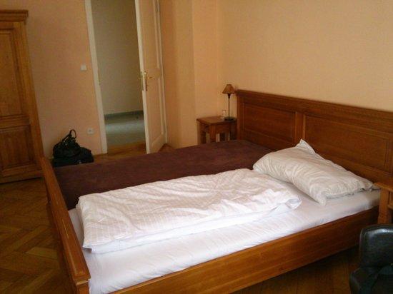 Vila U Varhanare: Room