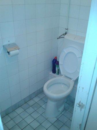 Zrinyi Guesthouse: wc