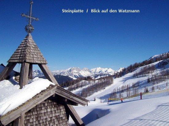 Skigebiet Steinplatte Winkelmoosalm Bild Von Steinplatte Waidring