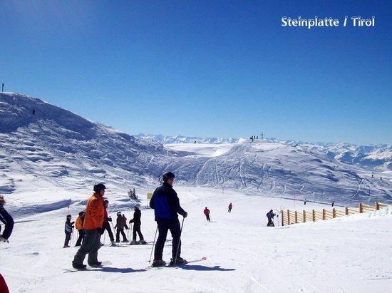 Skigebiet Steinplatte Winkelmoosalm
