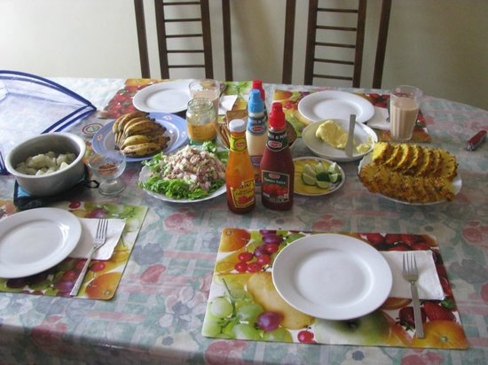Pethminro Guest House :                   can cook yourself