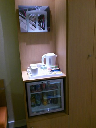 Novotel Praha Wenceslas Square: Mini bar