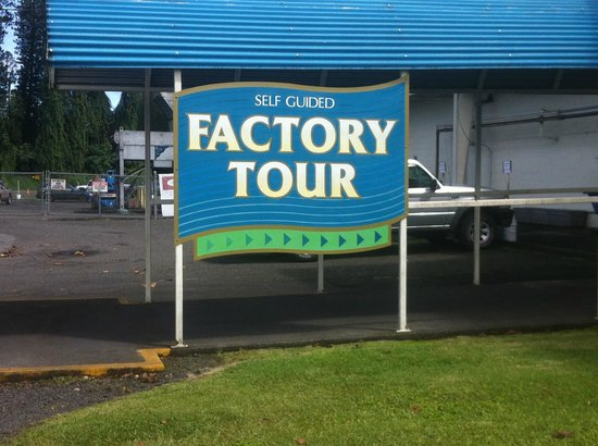 Mauna Loa: Self Guided Factory Tour