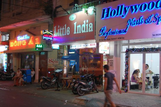 Will visit again, Little India