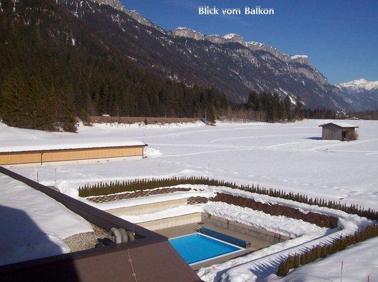 Kuhotel by Rilano: Aussicht vom Balkon