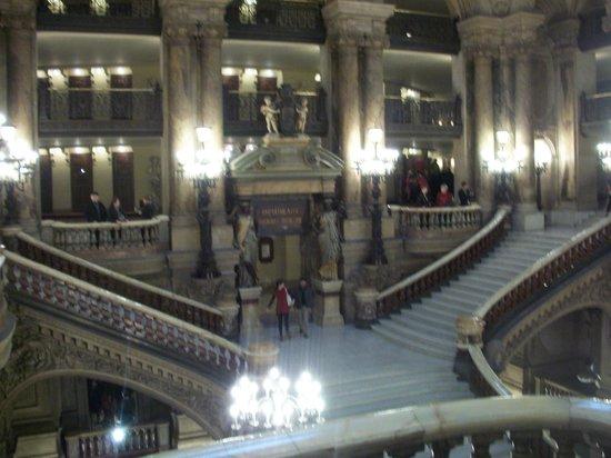 Ceiling Picture Of Palais Garnier Opera National De
